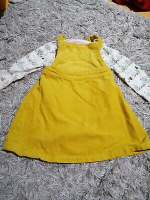 Gorgeous Baby Girl Corded Dress Age 12-18 Months  • 0.99£