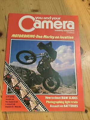 You And Your Camera Weekly Magazine No 97 • 1£