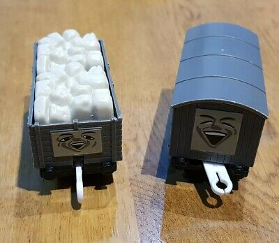 TROUBLESOME TRUCKS From Thomas The Tank Engine (Toby Trackmaster) • 2.50£