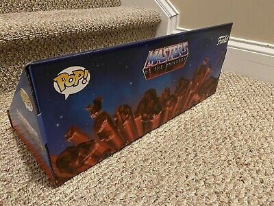 $30 • Buy Funko Pop! Masters Of The Universe Display Box