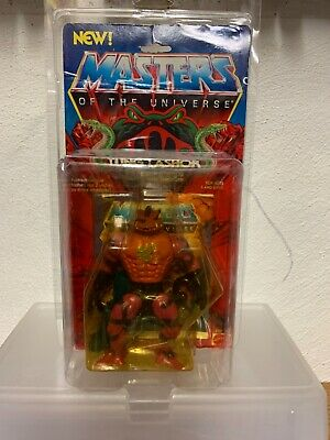 $145 • Buy MOTU, Tung Lashor, Masters Of The Universe, MOC, Carded, Figure, He Man, Sealed