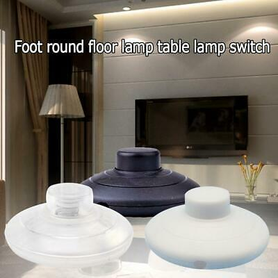 Foot Switch For Lamp Or Light - Floor Switch For Lamp In Black/White • 2.07£