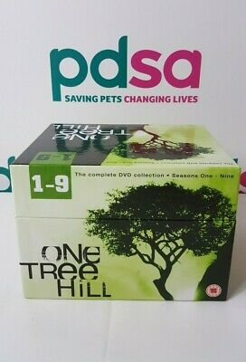 One Tree Hill Boxset DVD In English (Missing 1 Disc In Each Season 5,7,8) - M768 • 20£