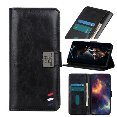 AU10.54 • Buy For ZTE Blade A3 A5 A7 2020 AXON 11 SE 5G Flip Wallet Stand Leather Case Cover