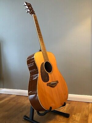 Yamaha FG 720SL Acoustic Guitar Used Left Handed • 36£