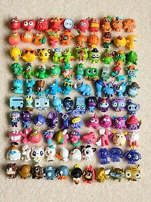 Moshi Monsters Toy Figures Bundle Figurines Lot Of Moshis 100 Different  (b) • 25£