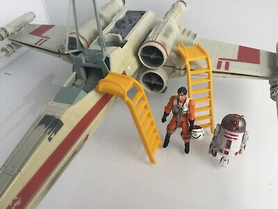 Star Wars - Legacy Collection - Wedge Antilles X-Wing Fighter -Target Exclusive! • 95.99£