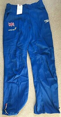 British Swimming - Team GB Tracksuit Pants - Size Medium • 9.99£