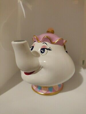 Disney Princess BEAUTY AND THE BEAST - Mrs Potts 3D Money Bank *NEW* • 13.99£