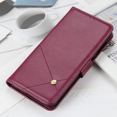 AU9.94 • Buy For ZTE Blade A3 A5 A7 2020 BLADE V2020 PU Leather Wallet Kickstand Case Cover