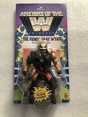 """$29.99 • Buy Masters Of The WWE Universe """"The Fiend Bray Wyatt"""" Wave 4 HTF!! 🔥🔥"""