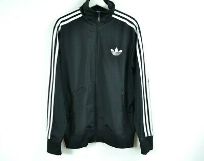 AU49.95 • Buy Adidas Jacket Mens Size M Black The Brand With The 3 Stripes