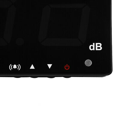 AU93.11 • Buy LCD Digital Sound Level Meter Wall Hanging 30-130dB Noise Tester