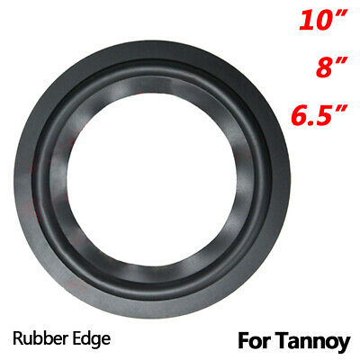 $ CDN23.03 • Buy 10  8  6.5  Speaker Rubber Edge Kit Woofer Diaphragm Surround Repair For Tannoy