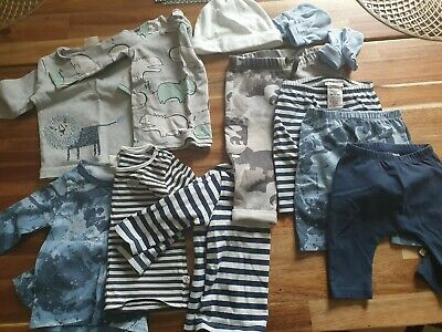 Next Clothes Bundle Outfits Baby Boy Up To 3 Months 0-3 • 3.20£