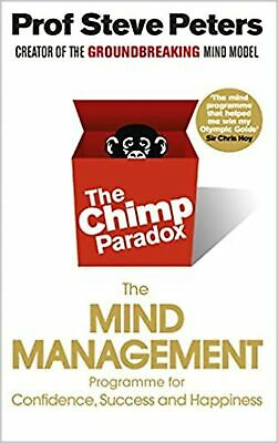 The Chimp Paradox: The Mind Management Programme To Help You A... Paperback Book • 11.60£