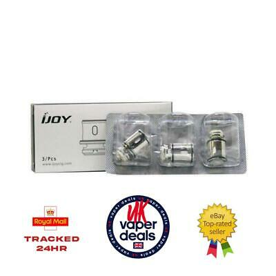 IJoy Captain Coils (pack Of 3) • 7.99£