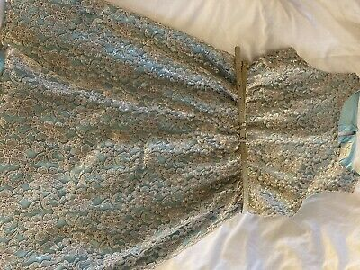 Girls Yumi Gold Lace Dress Age 11-12 Excellent Condition  • 6.50£
