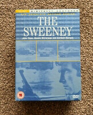 The Sweeney Complete Second Series • 4.99£