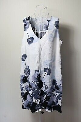 AU28.80 • Buy Size 20UK. Ladies  ASOS Curve  Floral Shift Dress. Brand New. Bargain Price.