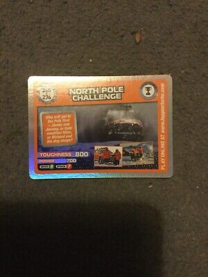 Top Gear Turbo Challenge Cards (1st Set) - SUPER RARE • 4.40£
