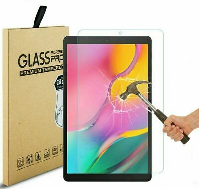 £3.65 • Buy Tempered Glass Screen Protector For Samsung Galaxy Tab A 10.1 2019 SM T510 T515