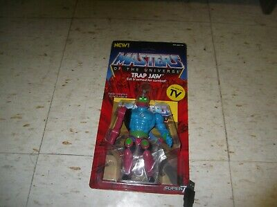 $39.99 • Buy Masters Of The Universe Trap Jaw Super7 Filmation MOTU MOC Unpunched