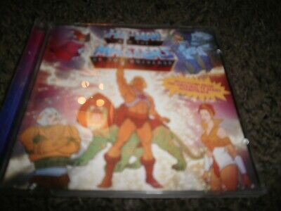 $25 • Buy Master Of The Universe Cd He-man Classic Media Soundtrack Sdtk. 80s Saban Levy