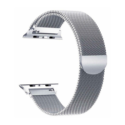 $ CDN14.14 • Buy Metal Magnetic Band Strap For Apple IWatch 38/42mm 40/44mm Series 1 2 3 4 5 6 SE