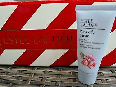 Estee Lauder Perfectly Clean Multi Action Foam Cleanser - New - 30ml • 5£