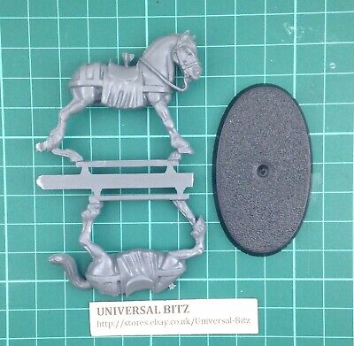 Warhammer AOS Empire Free Peoples Pistoliers Outriders Horse C K9  • 4.99£