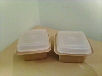 Two Tupperware Boxes  • 2.20£