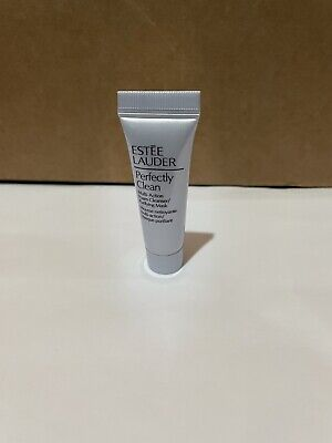 Estee Lauder Perfectly Clean Foam Cleanser Purifying Mask 7ml Unbox • 3.99£