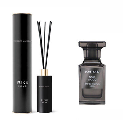 Fm Fragrance Stick 335 Tom Ford Oud Wood Reed Diffuser • 27£