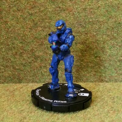 £0.99 • Buy 8) Halo Actionclix. 012 - BLUE SPARTAN & PLASMA RIFLE. See Purchase Options