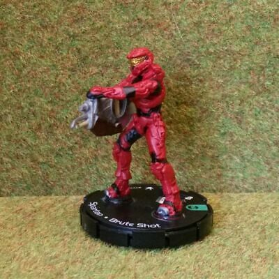 £1.95 • Buy 8) Halo Actionclix. 039 - RED SPARTAN & BRUTE SHOT. See Purchase Options