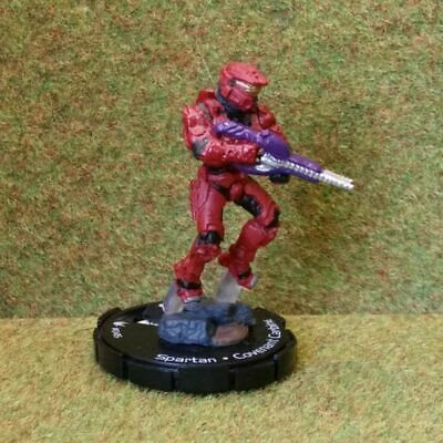 8) Halo Actionclix. 045 - RED SPARTAN & COVENANT CARBINE. See Purchase Options • 1.95£