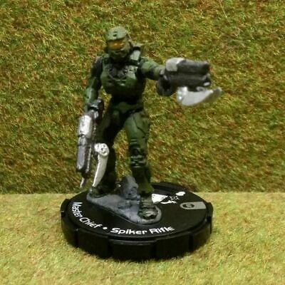 8) Halo Actionclix. 055 - MASTER CHIEF & SPIKER RIFLES. See Purchase Options • 3.45£