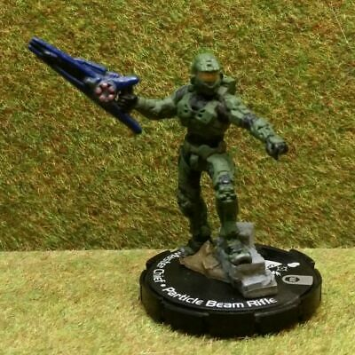 8) Halo Actionclix. 071-MASTER CHIEF & PARTICLE BEAM RIFLE. See Purchase Options • 3.75£