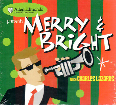 £5.04 • Buy Merry & Bright A Big Brassy Christmas With Charles Lazarus : New