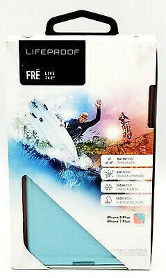 AU74.29 • Buy New Waterproof Case By Lifeproof Fre For 5.5  IPhone 8 Plus & 7 Plus Colors