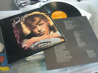 £32.50 • Buy DAVID BOWIE - YOUNG AMERICANS Orig 1st Press Spain Laminated Cover Top 1975