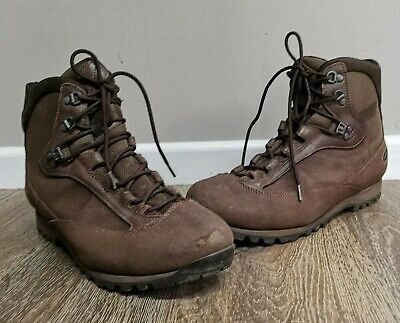 $83.39 • Buy  Genuine British Military Aku Brown High Liability Combat Boots Size 10 Large