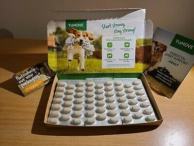 Yumove Joint Tablets For Dogs Adult  • 22£