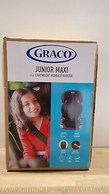 £23 • Buy Graco Junior Maxi Lightweight 4-12 Years Kids High Back Booster Car Seat