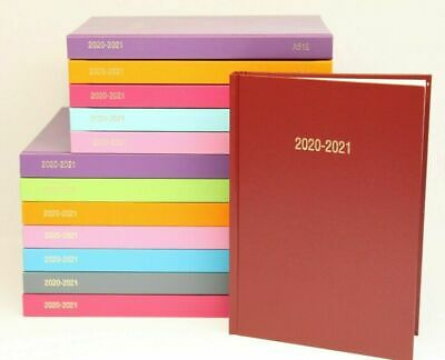 £4.59 • Buy 2021-2022 Academic Mid Year Planner Diary A4/A5 DAY TO A PAGE Appointment Desk