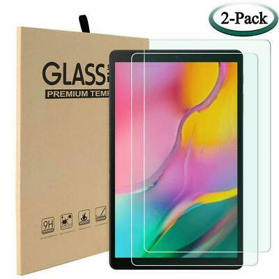 £4.99 • Buy (2 Pack) For Samsung Galaxy Tab A 8.0 (2019) Tempered Glass Screen Protector