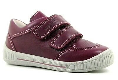 £39.99 • Buy Superfit Cooly Infant Kids UK 3 - 7.5 Berry Leather Touch Close Trainers Shoes