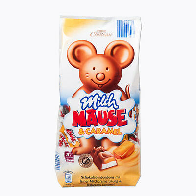 $ CDN15.02 • Buy Chateau Milk Mice & Caramel Chocolate Candy With Milk Filling 210g NEW