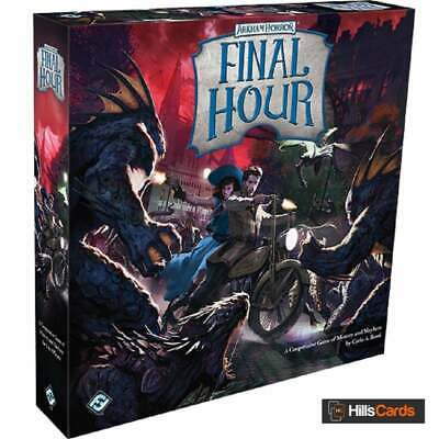£25.95 • Buy Arkham Horror Final Hour Card Game | New & Sealed By Fantasy Flight Games AFH01